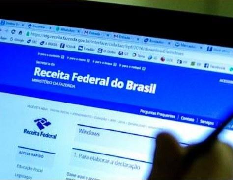 DECLARACAO DE IMPOSTO DE RENDA